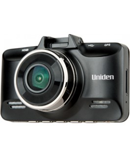 Uniden CAM755 Single Full HD DVR with GPS Speed Camera Alerts