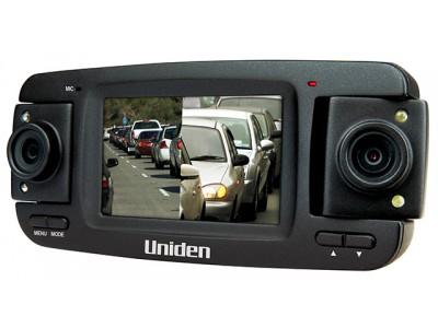 Uniden CAM850 Triple HD In Car Vehicle Recorder