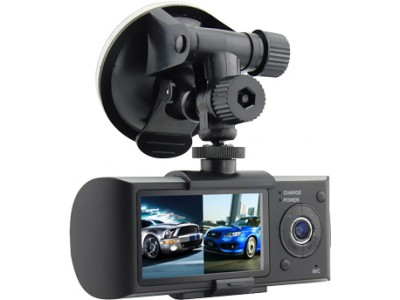 Axis DVR1402D - Dual Camera DVR with GPS