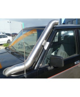 Patroldocta Stainless Snorkel Suitable For Nissan Patrol GQ Bonnet Entry with Airbox