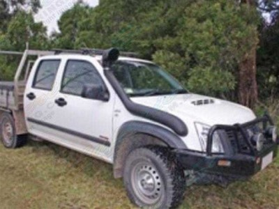 Airflow Snorkel Holden Rodeo(without Swage)