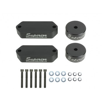 Superior Bump Stop Extensions Suitable For Toyota Landcruiser 76/78/79/80/105 Series Front