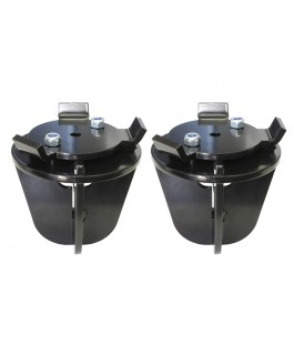 Superior Coil Drop Out Cone Suitable For Nissan Patrol GQ/GU (Bolt In)