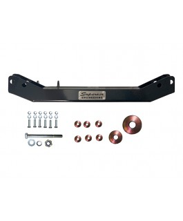 Superior Crossmember Suitable For Toyota Landcruiser 100 Series IFS Front Diff Drop (25mm) (Kit)