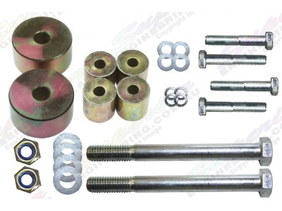 Superior Diff Drop Kit Foton Tunland