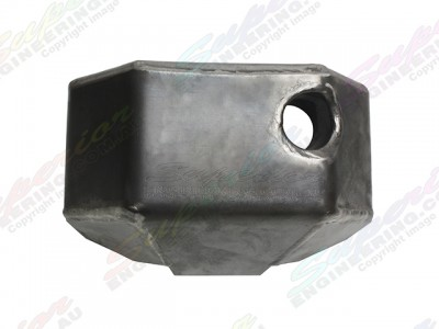 Superior Diff Guard Suitable For Toyota Landcruiser 60 Series Front (Weld On)