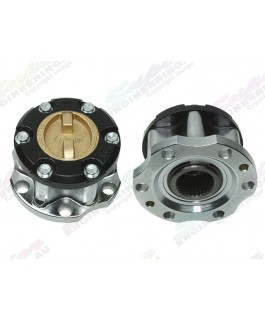 Toyota Genuine Style Free Wheeling Hubs Suitable For Toyota Landcruiser 70 Series Manual (Pair)