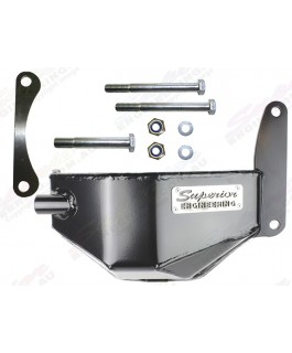 Superior Stealth Diff Guard Suitable For Nissan Patrol GQ/GU Front