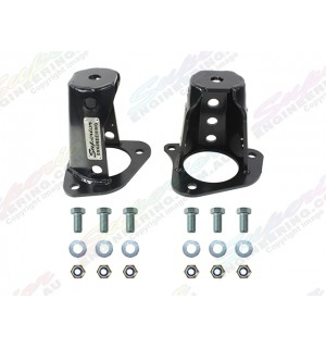 Superior Shock Tower Lift Kit Nissan Patrol GQ (Comp Style)