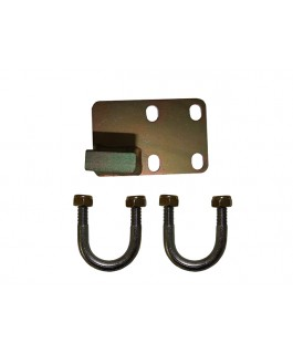 Superior Damper Bracket Suitable For Nissan Patrol GU Suit Drag Link (Tapered Pin) (Kit)