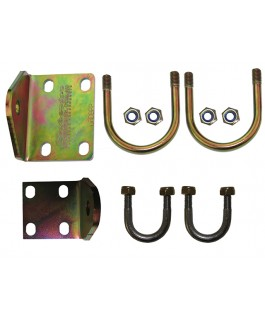 Superior Steering Damper Bracket Relocation Kit Suitable For Land Rover Discovery/Range Rover (Kit)
