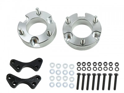 Superior Alloy Strut Spacers 70mm Lift Suitable For Holden Colorado RG