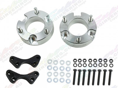 Superior Alloy Strut Spacers 70mm Lift Holden Colorado RG