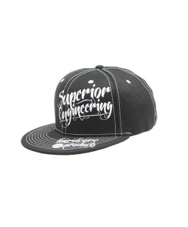 Superior Engineering Flat Brim Cap(Medium-Large)