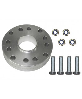 Superior Tailshaft Spacer 25mm Suitable For Toyota Landcruiser 40/45/47 Series Front (1974 On)