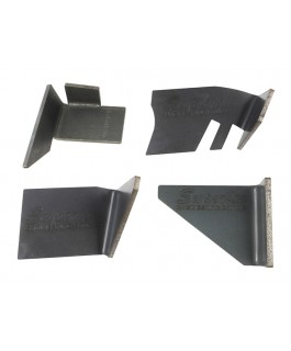 Superior Coil Tower Brace Kit Suitable For Nissan Patrol GU(Weld In)