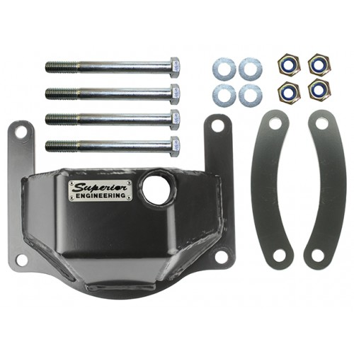 Superior Stealth Diff Guard Suitable For Toyota Landcruiser