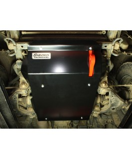 Superior Engine/Diff Guard and Rated Recovery Point Suitable For Toyota Hilux 2005-15