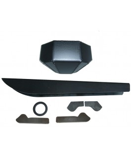 Superior Comp Spec Diff Brace Kit Suitable For Nissan Patrol GQ/GU (with Diff Guard) (Kit)