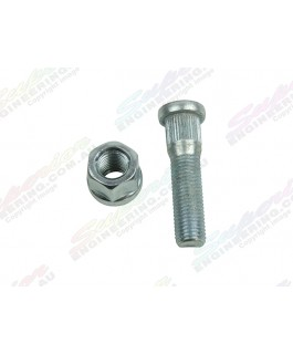 Superior Replacement Wheel Spacer Wheel Stud (M12 x 1.25)