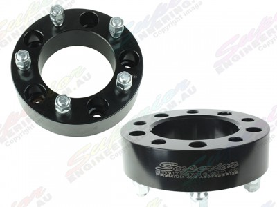 Superior Steel Wheel Spacers 1.5 Inch 5 Stud