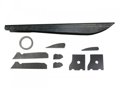 Superior Diff Brace Kit Suitable For Toyota Landcruiser 76/78/79 Series (without Diff Guard)