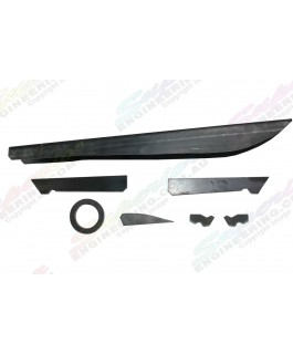 Superior Diff Brace Kit Suitable For Toyota Landcruiser 80/105 Series (without Diff Guard)