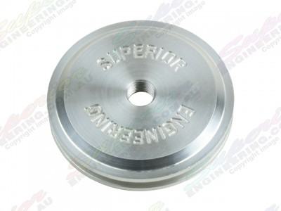 Superior Upper Control Arm Alloy Top Cap