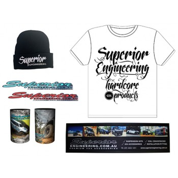 Superior Engineering Merch Pack