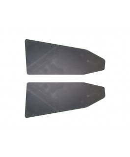 Superior Body Mount Chop Filler plate Suitable For Toyota Landcruiser 200 Series (pair)