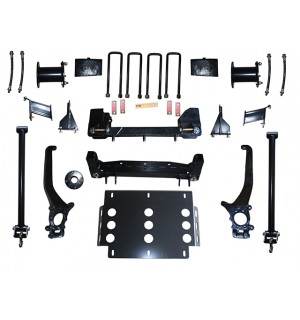 Superior 6 Inch Lift Kit Suitable For Nissan Navara D40 (Thai) No Shocks