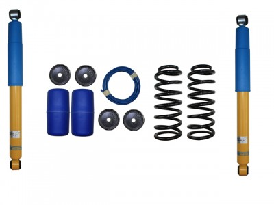 Bilstein 2 Inch Lift Kit Suitable For Toyota Landcruiser 100 Series IFS V8/6 Cyl (Rear Only)