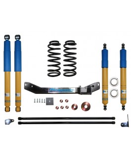 Bilstein 2 Inch Lift Kit Suitable For Toyota Landcruiser 100 Series IFS 6 Cyl