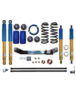 Bilstein 2 Inch Lift Kit Suitable For Toyota Landcruiser 100 Series IFS 6 Cyl with Air Bags