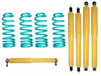Dobinson 2 Inch Lift Kit Suitable For Toyota Landcruiser 80/105 Series