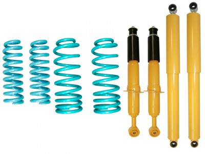 Dobinson 50mm Lift Kit Suitable For Toyota Landcruiser 200 Series