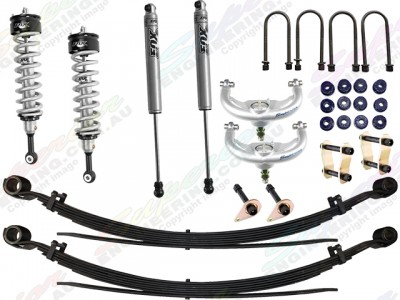 Fox 2.0 Performance Series IFP 2 Inch Lift Kit Ford Ranger/Mazda BT-50 2012 on