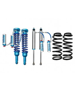 King Shocks 2.5 OEM Performance Series Adjustable 2 Inch Lift Kit Suitable For Toyota FJ Cruiser