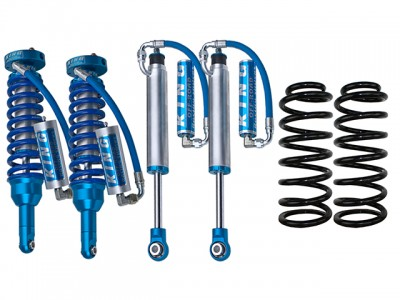 King Shocks 2.5 OEM Performance Series 2 Inch Lift Kit Suitable For Toyota FJ Cruiser