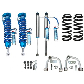 King Shocks 2.5 OEM Performance Series Adjustable 2 Inch Lift Kit Suitable For Toyota Landcruiser 200 Series