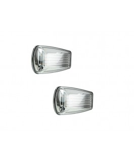 LED Autolamps Cat 6 Side Repeater for GVM Upgraded Vehicles (Pair)