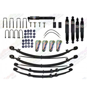 Superior 3 Inch Lift Kit Toyota Landcruiser 75 Series
