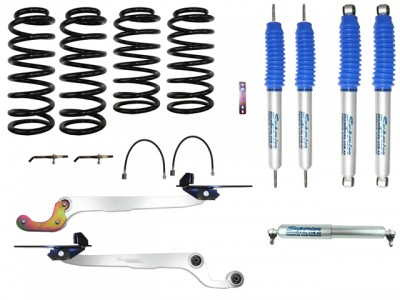 Superior Nitro Gas Hybrid Superflex 2 Inch Lift Kit Suitable For Nissan Patrol GQ