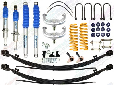 Superior Nitro Gas 3 Inch Lift Kit Ford Ranger/Mazda BT-50 2012 on