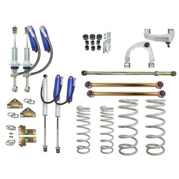 Superior Remote Reservoir 2.0 2 Inch Lift Kit Suitable For Toyota Landcruiser 200 Series (Kit)
