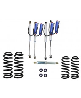 Superior Remote Reservoir 2.0 2 Inch Lift Kit Suitable For Nissan Patrol GQ