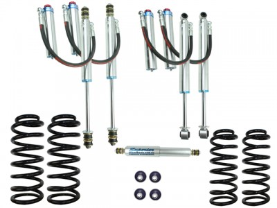 Superior Remote Reservoir 2 Inch Lift Kit Suitable For Nissan Patrol GQ