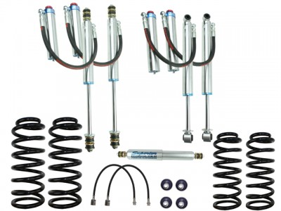 Superior Remote Reservoir 3 Inch Lift Kit Suitable For Nissan Patrol GQ (Basic)