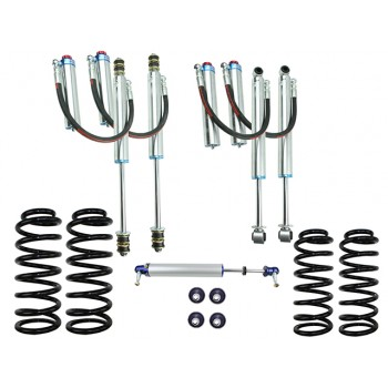 Superior Remote Reservoir 2 Inch Lift Kit Suitable For Nissan Patrol GU 2000 on Wagon