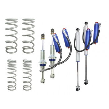 Superior Remote Reservoir 2 Inch Lift Kit Suitable For Toyota Prado 150 Series
